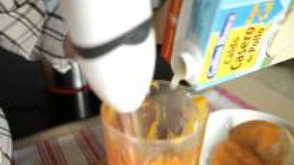 Cómo preparar Risotto de calabaza y tomates secos - paso 2
