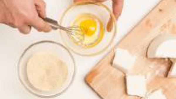 Cómo preparar requesón frito con apio - paso 3