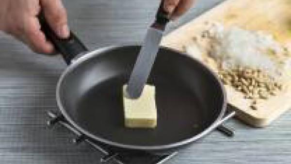 Cómo preparar Risotto con coliflor y parmesano- Paso 1