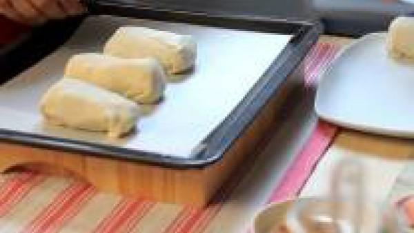 Como preparar Solomillo de cerdo hojaldrado - Paso 5
