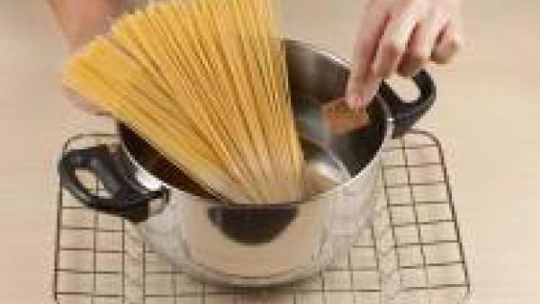 cuece la pasta