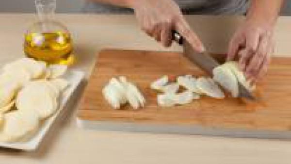 Cómo preparar Pollo asado en microondas - Paso 1