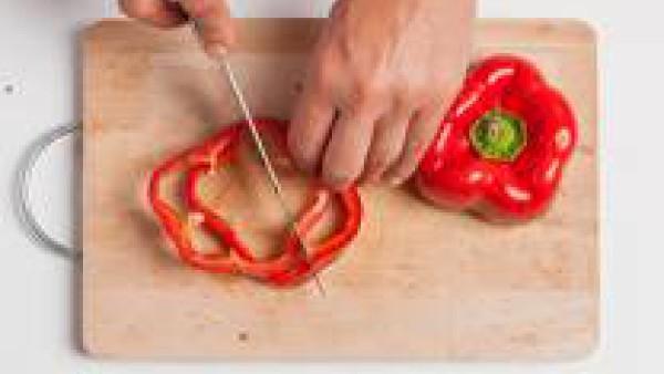 Cómo preparar Salteado de cebada y verduras - paso 1