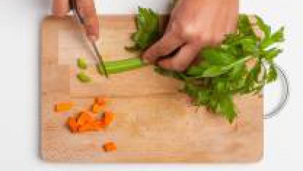 Cómo preparar Chuletas de cordero con azafrán - paso 2