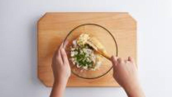 Cómo preparar Buñuelos de pescado - P3