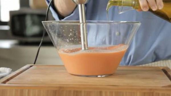 Cómo preparar Gazpacho- Paso 2