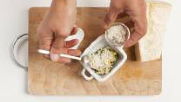 Cómo preparar Terrina de calabacín- Paso 2