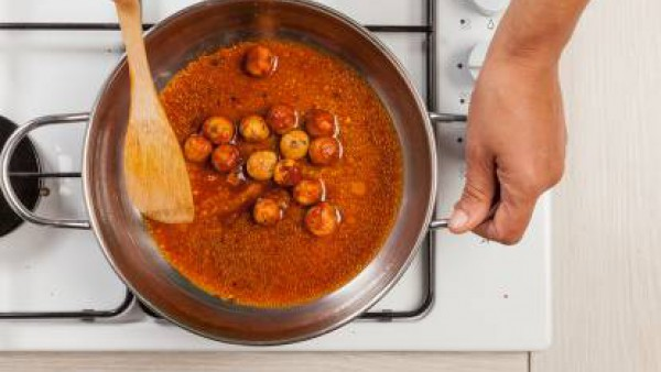 Como Preparar Albóndigas de merluza -P2