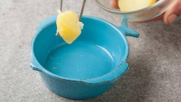Cómo preparar Albóndigas de merluza - P3