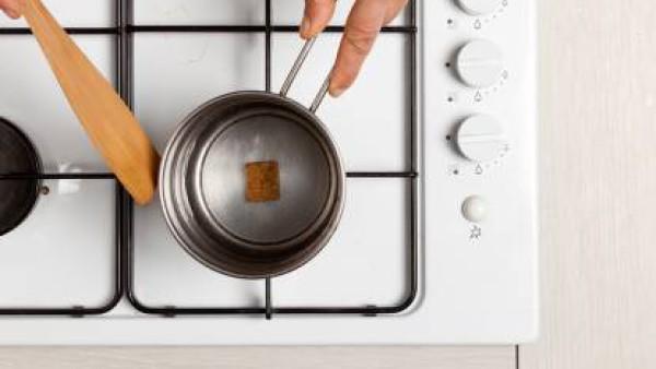 Cómo preparar Risotto con guisantes - paso 2