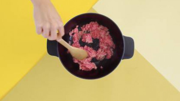Cómo preparar Lasaña de carne clásica– paso 2