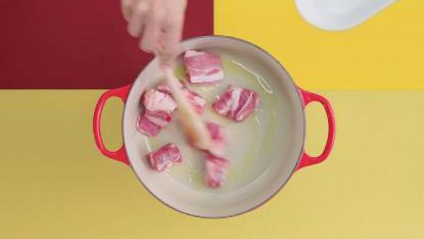 Cómo preparar Lentejas estofadas - paso 1
