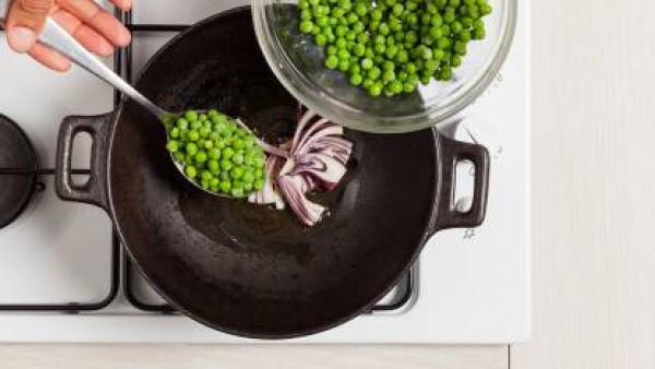 Cómo preparar Guisantes picantes - Paso 3