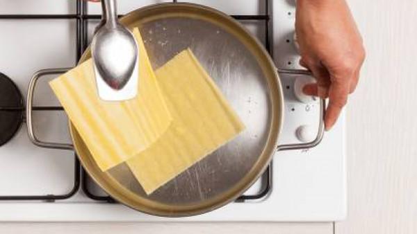 Cómo preparar Lasaña ligera- Paso 1
