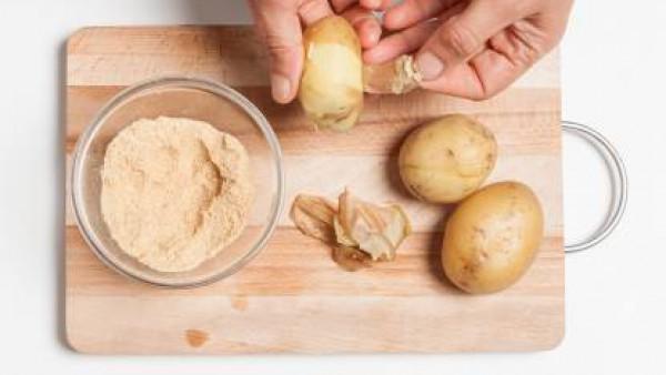Cómo preparar Lenguado al limón. Paso 2