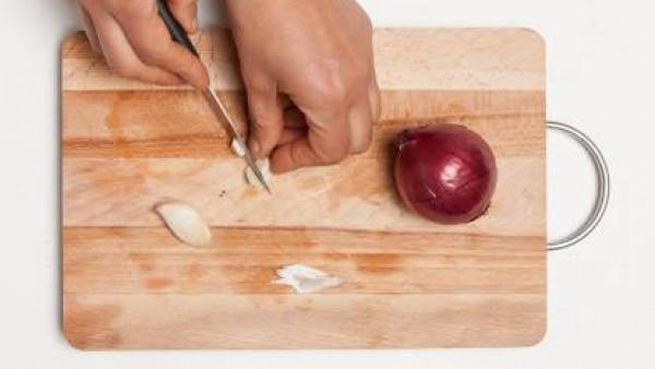 Cómo preparar Caracoles con tomate- Paso 1