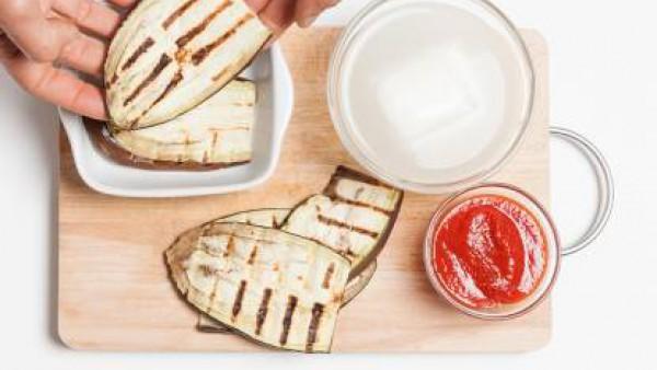 Cómo preparar Pizza de berenjenas- Paso 2