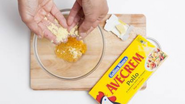 Cómo preparar Brochetas de pollo tandoori con cúrcuma- Paso 1