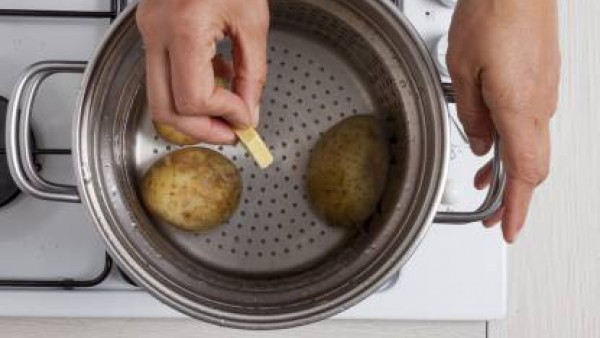Cómo preparar Ensaladilla rusa- Paso 1
