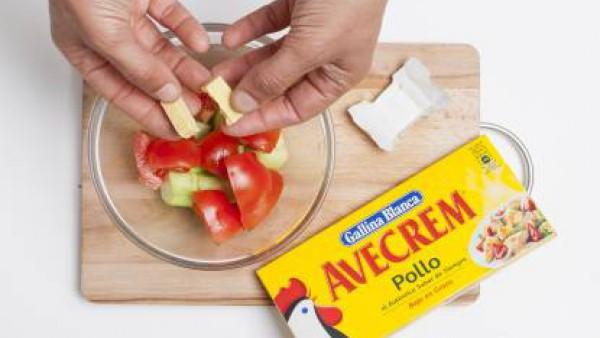 Cómo preparar Gazpacho andaluz- Paso 2