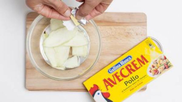 Cómo preparar Berenjenas con miel- Paso 2