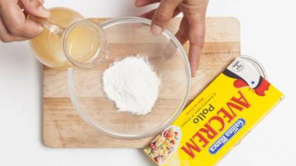 Cómo preparar Tortillas de camarones- Paso 2