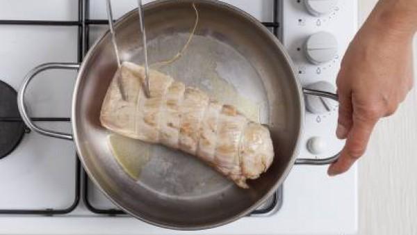 Cómo preparar Cerdo con mostaza y cardamomo- Paso 1