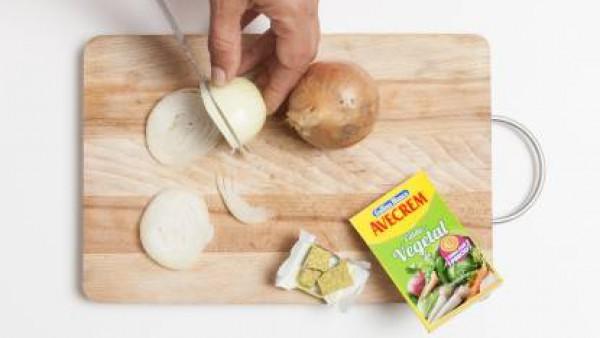 Cómo preparar Tarta de calabaza- Paso 1
