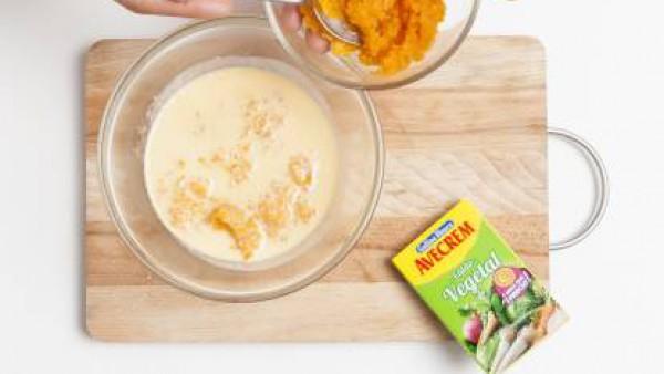 Cómo preparar Tarta de calabaza- Paso 3