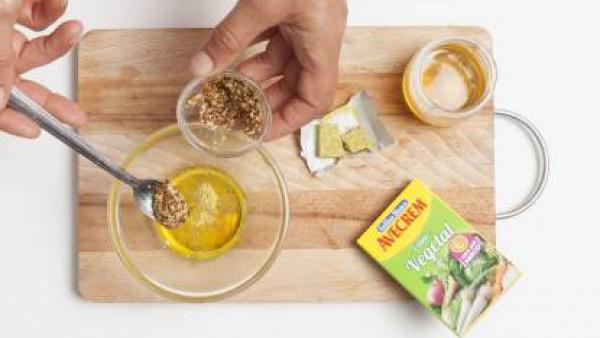 Cómo preparar Ensalada de achichoria con nueces y parmesano- Paso 3