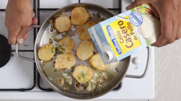 Cómo preparar Patatas a la importancia. Paso 3
