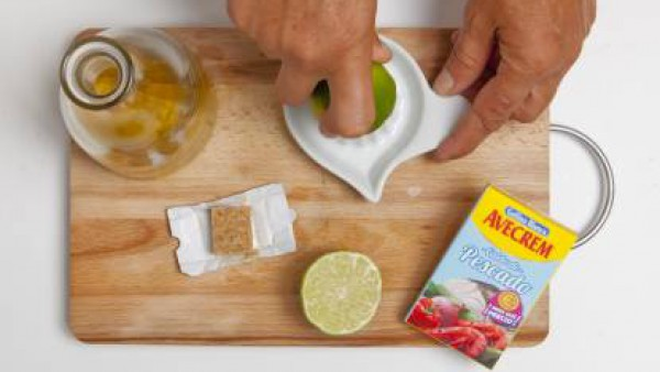 Cómo preparar Tartar de atún- Paso 2