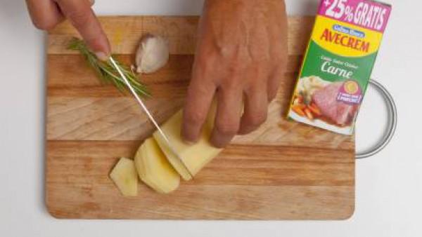 Cómo preparar Cordero al horno- Paso 1