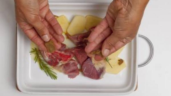 Cómo preparar Cordero al horno- Paso 3