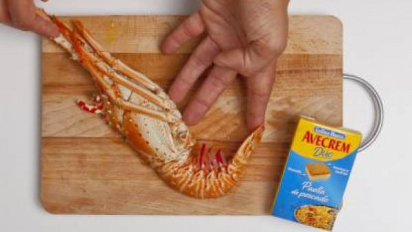 Cómo preparar Arroz con bogavante- Paso 1