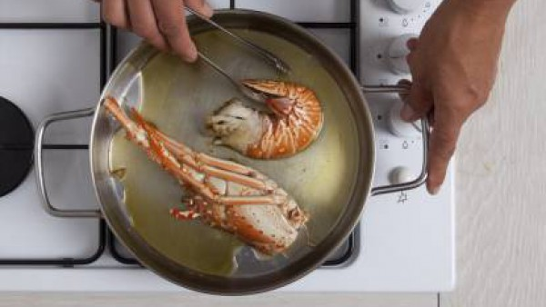 Cómo preparar Arroz con bogavante- Paso 3