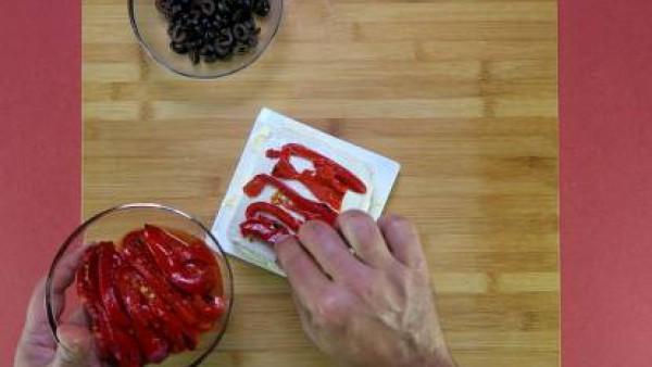 Cómo preparar Pastel frío de atún- Paso 3