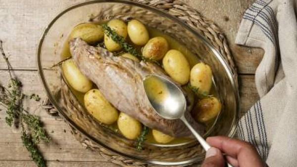 Cómo preparar Solomillo al horno- Paso 3