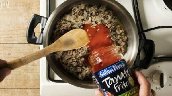 Cómo preparar Canelones de carne- Paso 2