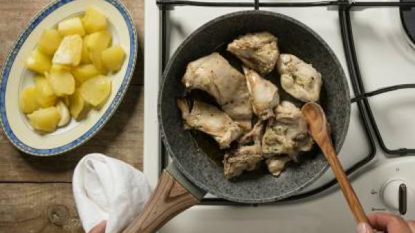 Cómo preparar Conejo al horno - paso 2