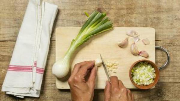 Cómo preparar Hamburguesa de lentejas- paso 2