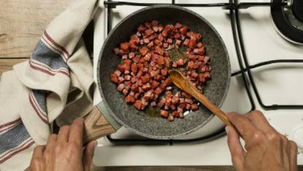 Cómo preparar Huevos a la flamenca- paso 2
