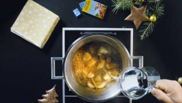 Cómo preparar Crema de marisco - Paso 3
