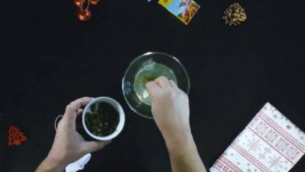 Cómo preparar Dorada al horno con verduras - Paso 1