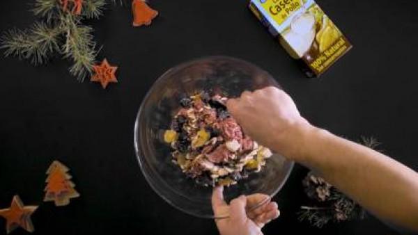 Cómo preparar Pollo relleno al horno - Paso 1