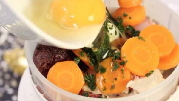 Cómo preparar Sopa de galets con carne - Paso 4