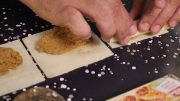 Cómo preparar Canelones de marisco - Paso 4