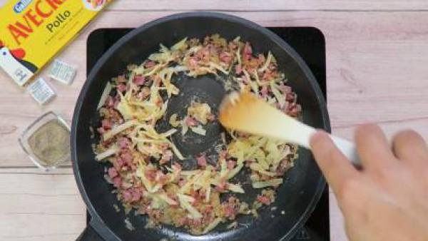 Cómo preparar Croquetas de jamón y queso - Paso 2