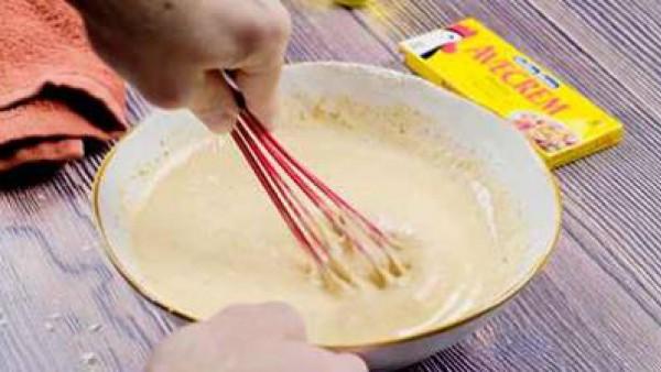Segundo paso en el que te explicamos como preparar pollo kentucky