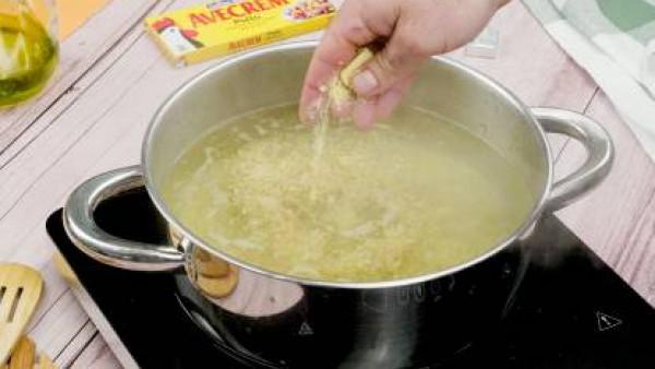 Primer paso ensalada de quinoa y aguacate